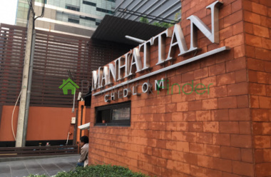 manhattan chidlom condo bangkok, bangkok Thailand ,bangkok condos for rent or sale