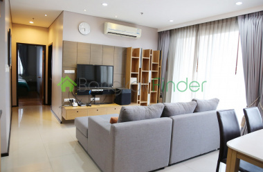 Krung Thonburi, Sathorn, Thailand, 2 Bedrooms Bedrooms, ,2 BathroomsBathrooms,Condo,For Rent,Villa Sathorn ,6466