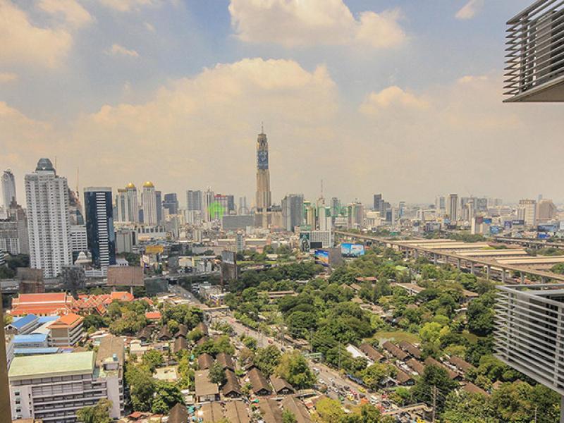 Bangkok, Makkasan, Bangkok, Thailand, 1 Bedroom Bedrooms, ,1 BathroomBathrooms,Condo,For Rent,The Circle,30,6467