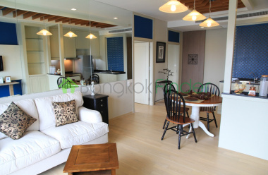 Sukhumvit Soi 63,Ekamai,Thailand,2 Bedrooms Bedrooms,2 BathroomsBathrooms,Condo,Noble Reveal,6476
