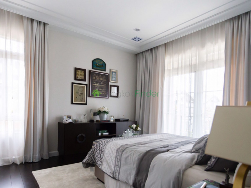 Bangkok, Bangna-Srinakarin, Thailand, 3 Bedrooms Bedrooms, ,3 BathroomsBathrooms,House,For Rent,6497