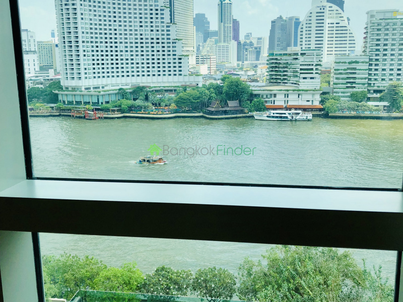 Bangkok, Sathorn-Riverside, Thailand, 3 Bedrooms Bedrooms, ,3 BathroomsBathrooms,Condo,For Rent,The River,6500