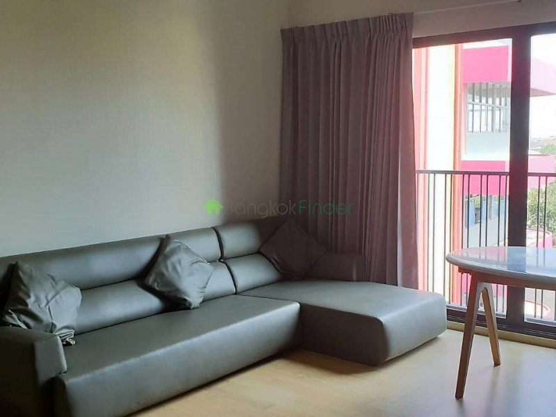 Bangkok, Ekamai, Thailand, 1 Bedroom Bedrooms, ,1 BathroomBathrooms,Condo,For Rent,Noble Reveal,6504