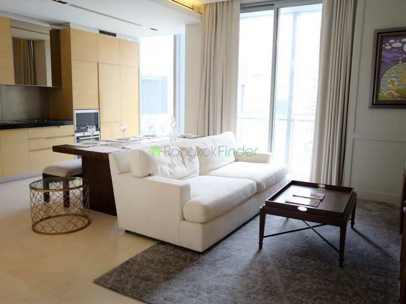 Saladaeng, Bangkok, Thailand, 2 Bedrooms Bedrooms, ,2 BathroomsBathrooms,Condo,For Sale,Saladaeng Residences,6511