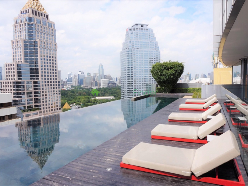 Saladaeng, Bangkok, Thailand, 1 Bedroom Bedrooms, ,1 BathroomBathrooms,Condo,For Rent,werc,6512