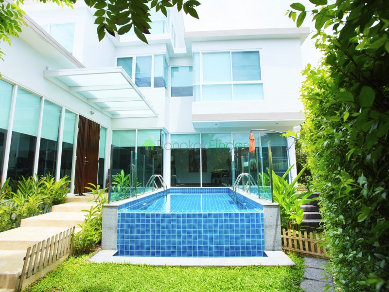 Ladproa, Bangkok, Thailand, 3 Bedrooms Bedrooms, ,3 BathroomsBathrooms,House,For Rent,6519