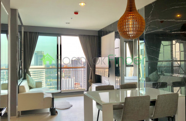 Ekamai, Bangkok, Thailand, 2 Bedrooms Bedrooms, ,2 BathroomsBathrooms,Condo,For Rent,Rhythm Sukhumvit 42,6522