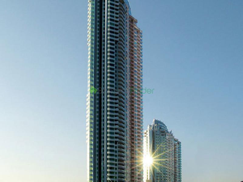3 bedrooms apartment near BTS  BTS Saphan Taksin, watermark Chaophraya for sale or rent, watermark Chaophraya for rent