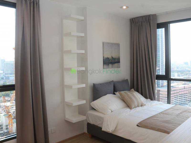 Ratchatewi, Bangkok, Thailand, 2 Bedrooms Bedrooms, ,2 BathroomsBathrooms,Condo,For Sale,Ideo Q Ratchatewi,6547