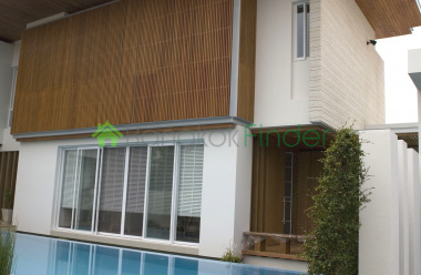 Ekamai, Bangkok, Thailand, 4 Bedrooms Bedrooms, ,4 BathroomsBathrooms,House,For Rent,6549