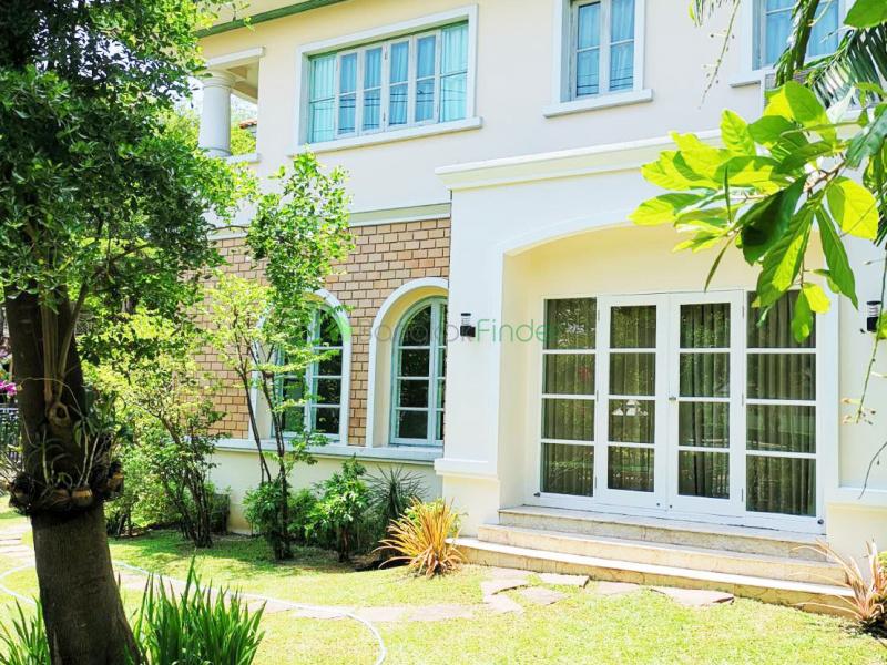 Bangna-Srinakarin, Bangkok, Thailand, 5 Bedrooms Bedrooms, ,5 BathroomsBathrooms,House,For Rent,6561