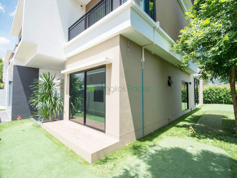 Bangna KM 5, Bangkok, Thailand, 4 Bedrooms Bedrooms, ,3 BathroomsBathrooms,House,For Rent,6562