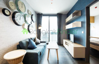 Asoke, Bangkok, Thailand, 1 Bedroom Bedrooms, ,1 BathroomBathrooms,Condo,For Sale,Edge Sukhumvit 23.,6565