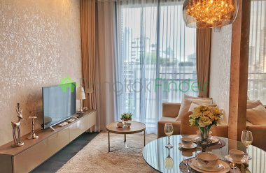 Asoke, Bangkok, Thailand, 1 Bedroom Bedrooms, ,1 BathroomBathrooms,Condo,For Rent,Edge Sukhumvit 23.,6566