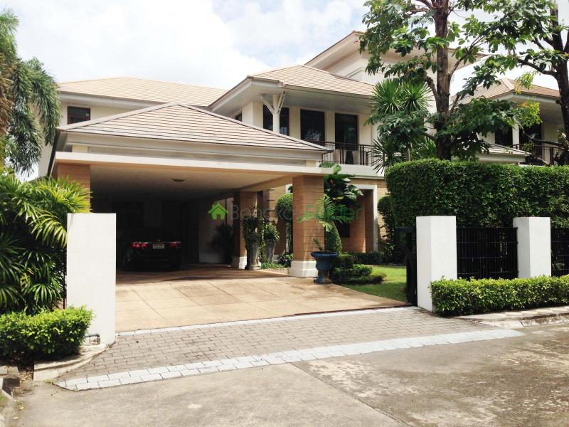 Pattanakarn, Bangkok, Thailand, 4 Bedrooms Bedrooms, ,6 BathroomsBathrooms,House,For Rent,6570