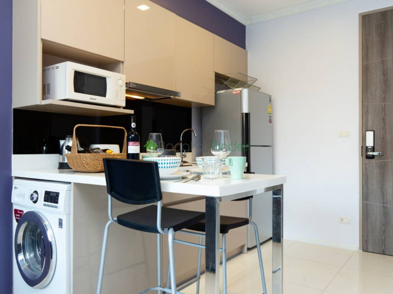 Asoke, Bangkok, Thailand, 1 Bedroom Bedrooms, ,1 BathroomBathrooms,Condo,For Rent,Trapezo Sukhumvit 16,6600