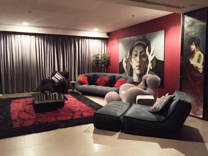 Sathorn-Riverside, Bangkok, Thailand, 3 Bedrooms Bedrooms, ,4 BathroomsBathrooms,Condo,For Sale,The River,6608