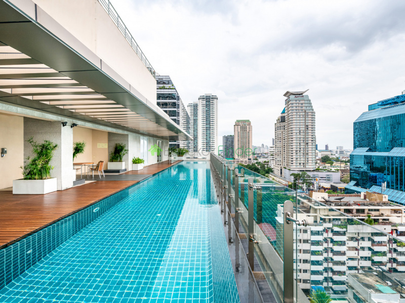 Saladaeng, Bangkok, Thailand, 2 Bedrooms Bedrooms, ,2 BathroomsBathrooms,Condo,For Sale,The Legend,6613