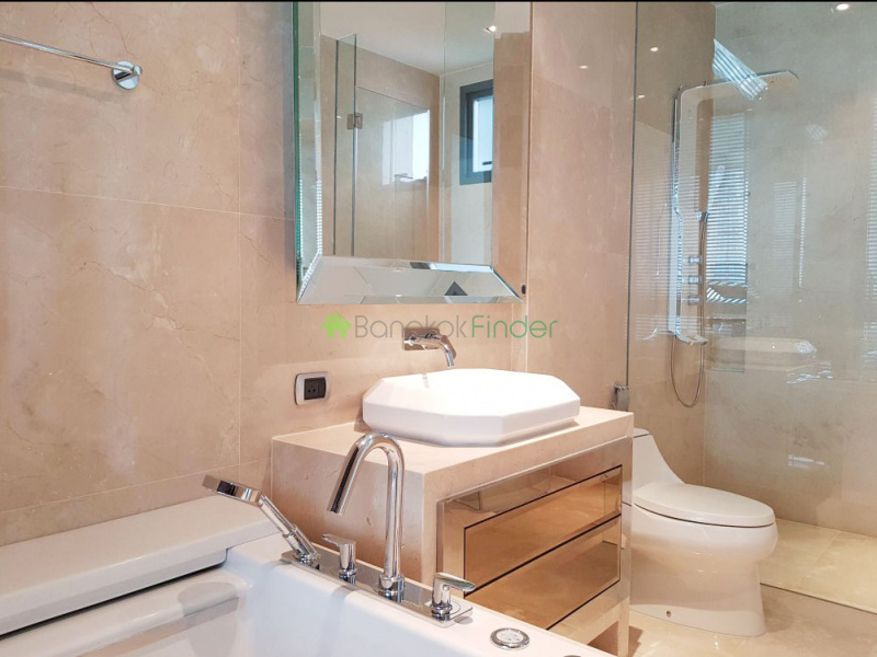 Phrom Phong, Bangkok, Thailand, 2 Bedrooms Bedrooms, ,3 BathroomsBathrooms,Condo,For Rent,Marque,6620