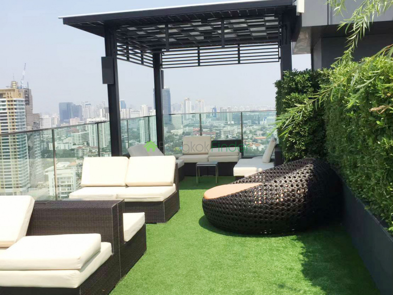 Bangkok, Thailand, 2 Bedrooms Bedrooms, ,2 BathroomsBathrooms,Condo,For Sale,H Condo ,6623
