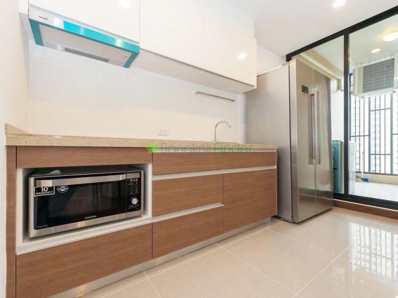 Sathorn, Bangkok, Thailand, 2 Bedrooms Bedrooms, ,2 BathroomsBathrooms,Condo,For Rent,Supalai Elite Suanplu,6630