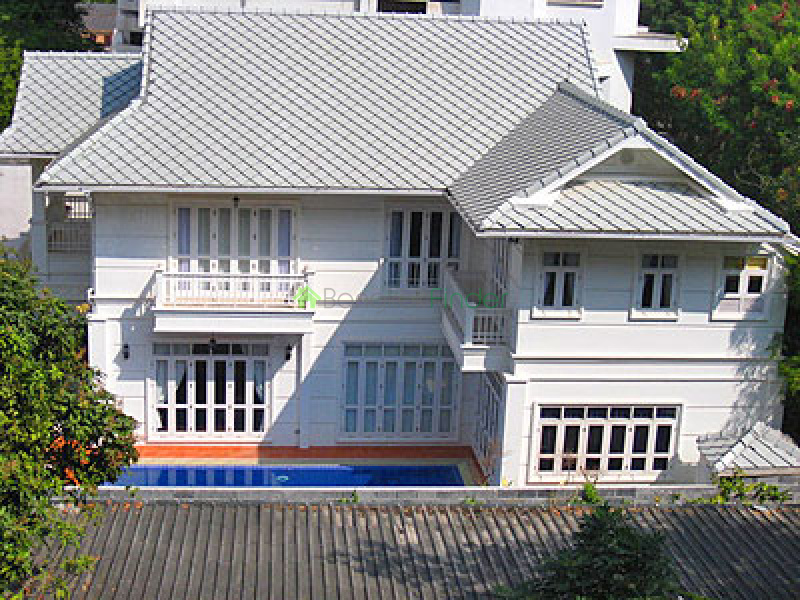 Phromphong, Bangkok, Thailand, 4 Bedrooms Bedrooms, ,6 BathroomsBathrooms,House,For Rent,6644