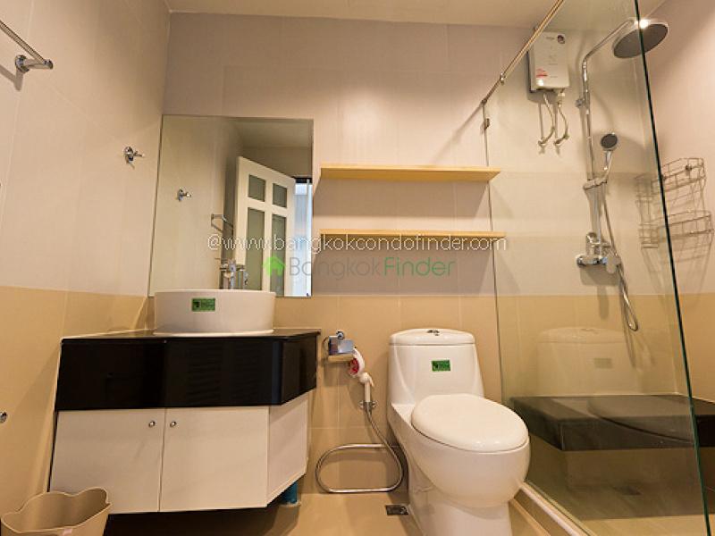 Petchaburi, Bangkok, Thailand, 1 Bedroom Bedrooms, ,1 BathroomBathrooms,Condo,For Rent,Sukhumvit Living Town,6646
