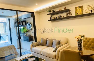 Thonglor, Bangkok, Thailand, 1 Bedroom Bedrooms, ,1 BathroomBathrooms,Condo,For Rent,168 Condo Sukhumvit 36,6652
