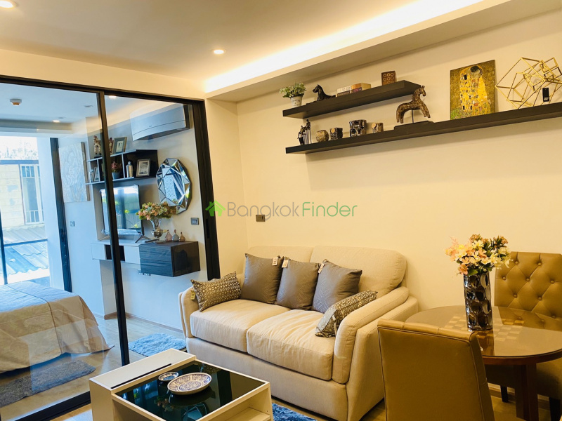 Thonglor, Bangkok, Thailand, 1 Bedroom Bedrooms, ,1 BathroomBathrooms,Condo,For Rent,168 Condo Sukhumvit 36,6652