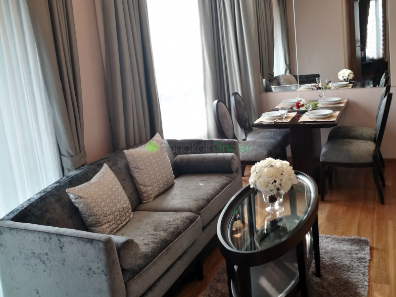 Phomphong, Bangkok, Thailand, 2 Bedrooms Bedrooms, ,2 BathroomsBathrooms,Condo,For Rent,H Condo,6653