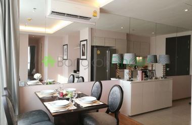 Phomphong, Bangkok, Thailand, 2 Bedrooms Bedrooms, ,2 BathroomsBathrooms,Condo,For Rent,H Condo,6653
