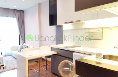 Rama 9, Bangkok, Thailand, 1 Bedroom Bedrooms, ,1 BathroomBathrooms,Condo,For Rent,Ivy Ampro,6659