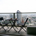 Sathorn-Riverside, Bangkok, Thailand, 2 Bedrooms Bedrooms, ,2 BathroomsBathrooms,Condo,For Rent,The River,6662