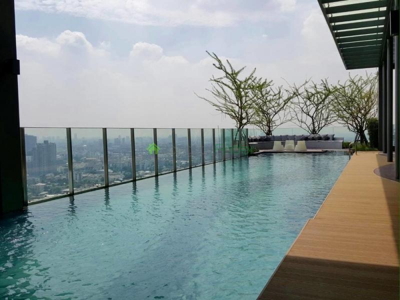 Ekamai, Bangkok, Thailand, 1 Bedroom Bedrooms, ,1 BathroomBathrooms,Condo,For Rent,Rhythm Sukhumvit 42,6663