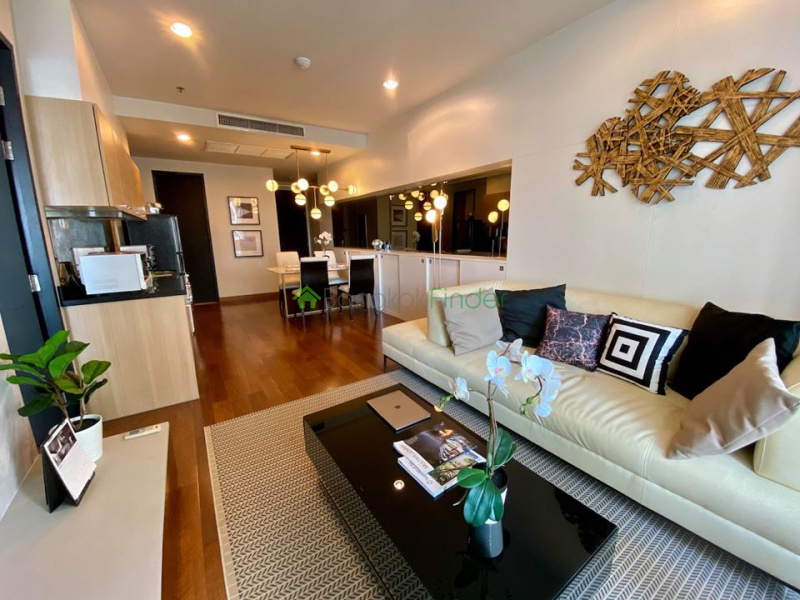Chidlom, Bangkok, Thailand, 2 Bedrooms Bedrooms, ,2 BathroomsBathrooms,Condo,For Rent,The Address Chidlom,6681