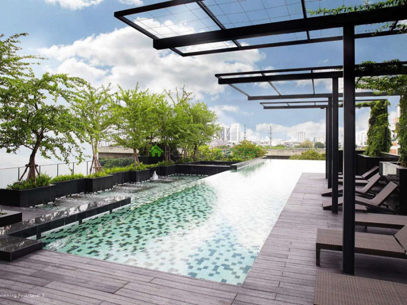 Phetburi, Bangkok, Thailand, 3 Bedrooms Bedrooms, ,2 BathroomsBathrooms,Condo,For Sale,Circle Living Prototype,6687