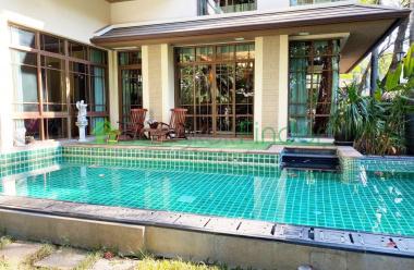 Phrakanong, Bangkok, Thailand, 4 Bedrooms Bedrooms, ,6 BathroomsBathrooms,House,For Rent,6690