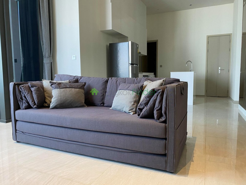 Silom, Bangkok, Thailand, 2 Bedrooms Bedrooms, ,2 BathroomsBathrooms,Condo,For Rent,Ashton Silom,6703
