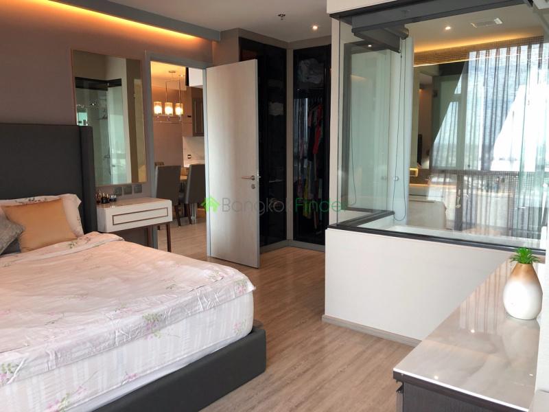 Ekamai, Bangkok, Thailand, 2 Bedrooms Bedrooms, ,2 BathroomsBathrooms,Condo,For Rent,Rhythm Ekamai,6721