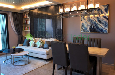 Ekamai, Bangkok, Thailand, 2 Bedrooms Bedrooms, ,2 BathroomsBathrooms,Condo,For Rent,Rhythm Ekamai,6721