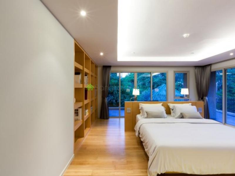 Langsuan, Bangkok, Thailand, 4 Bedrooms Bedrooms, ,4 BathroomsBathrooms,Apartment,For Rent,The Pine Crest,6736