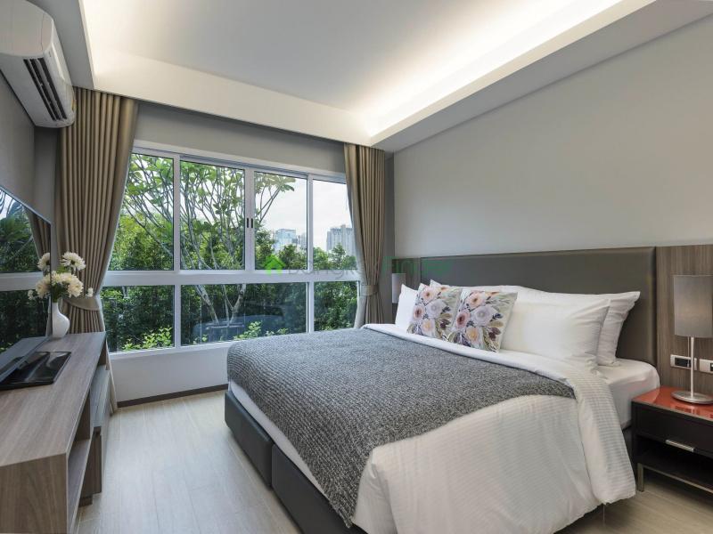 Rama 9, Bangkok, Thailand, 2 Bedrooms Bedrooms, ,2 BathroomsBathrooms,Apartment,For Rent,Maitria Residence Rama9,6738