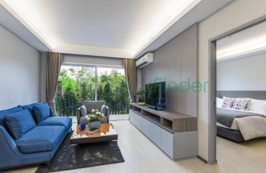 Rama 9, Bangkok, Thailand, 2 Bedrooms Bedrooms, ,2 BathroomsBathrooms,Apartment,For Rent,Maitria Residence Rama9,6738