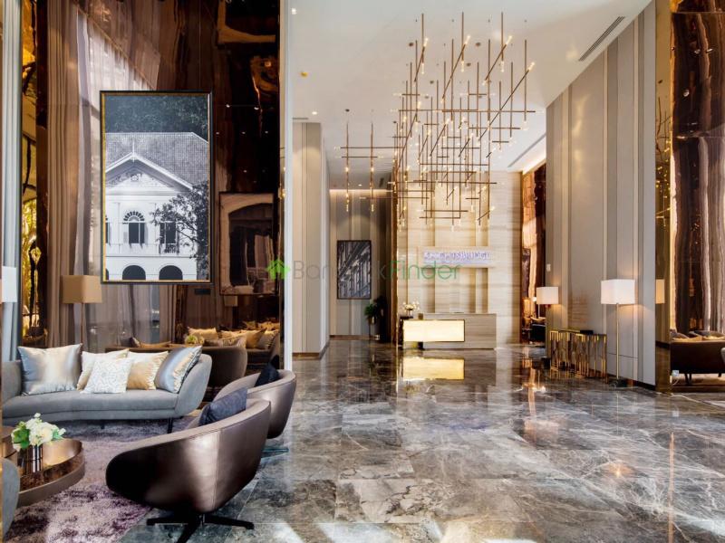 Sathorn, Bangkok, Thailand, 1 Bedroom Bedrooms, ,1 BathroomBathrooms,Condo,For Rent,KnightsBridge Prime Sathorn,6741