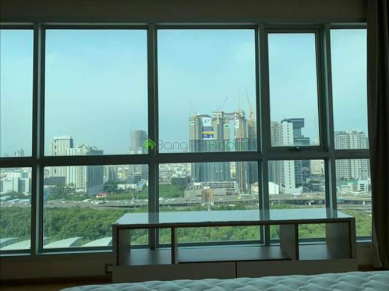 Bangkok, Phetburi, Thailand, 2 Bedrooms Bedrooms, ,2 BathroomsBathrooms,Condo,For Rent,The Address Asoke,6743
