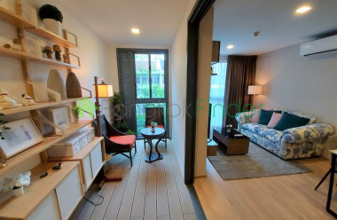 Ekamai, Bangkok, Thailand, 2 Bedrooms Bedrooms, ,2 BathroomsBathrooms,Condo,For Sale,Taka Haus,6745
