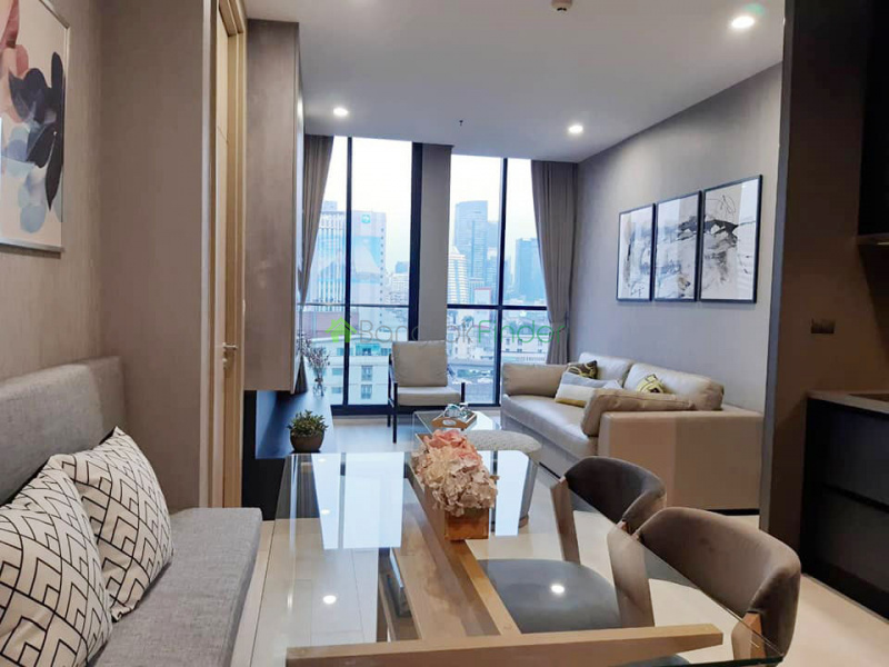 Ploenchit, Bangkok, Thailand, 2 Bedrooms Bedrooms, ,2 BathroomsBathrooms,Condo,For Rent,Noble Ploenchit,6749