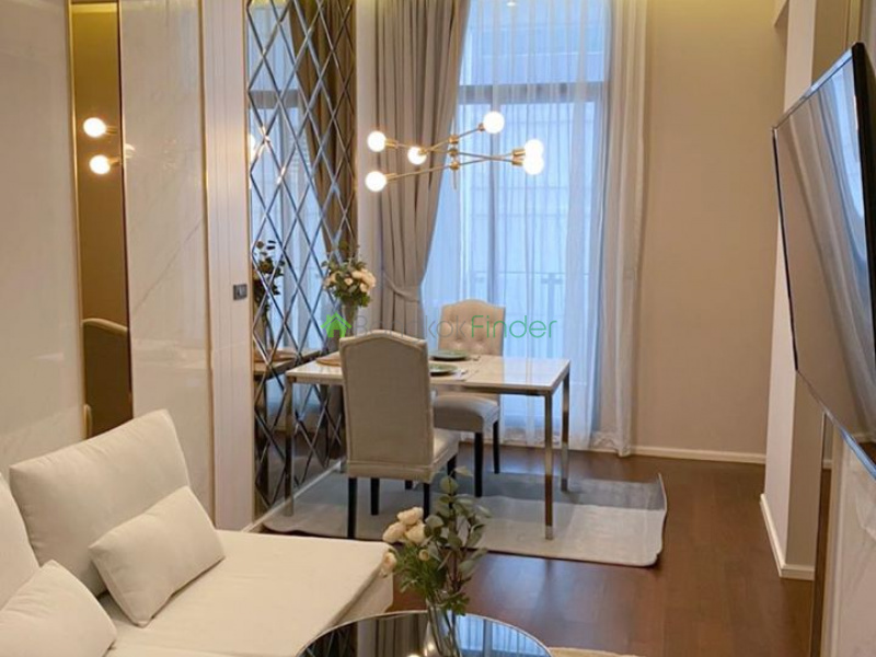 Sukhumvit Soi 39, Phrom Phong, Thailand, 1 Bedroom Bedrooms, ,1 BathroomBathrooms,Condo,For Rent,The Diplomat 39,6751