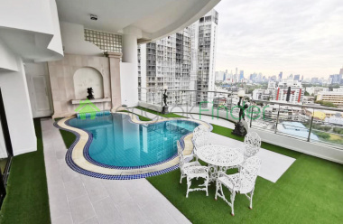 Sukhumvit-Phrom Phong, Phrom Phong, Bangkok, Thailand, 3 Bedrooms Bedrooms, ,5 BathroomsBathrooms,Condo,For Rent,Le Raffine 24,Sukhumvit-Phrom Phong,6753