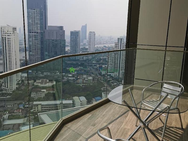 Charoen Nakhon, Bangkok, Thailand, 1 Bedroom Bedrooms, ,1 BathroomBathrooms,Condo,For Sale,Magnolias Waterfront,6762
